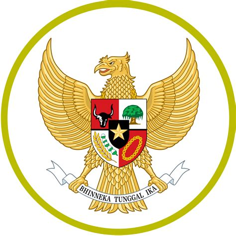 arti  makna lambang  simbol negara lengkap