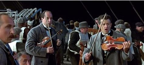 film titanic music rms titanic the violin that played as the ship went down