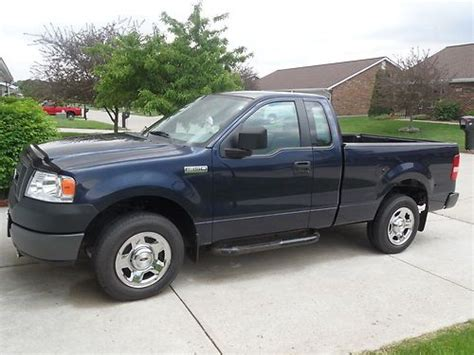 bug xl reguler 1gb purchase used 15k mi 2005 ford f 150 xl reg cab 4 2l v6