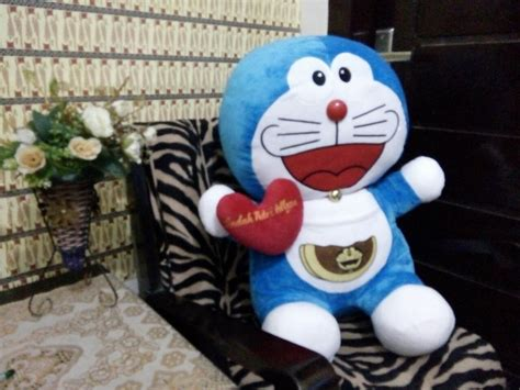 Doraemon Jumbo jual gratis nama boneka doraemon jumbo besar di lapak