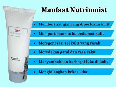 review cni nutrimoist manfaat  menggunakan efek samping