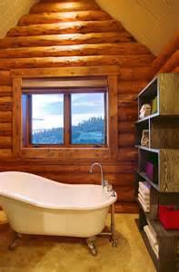 Log Cabin Home Decor 45 rustic and log cabin bathroom decor ideas 2017 amp wall