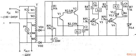 Ac Voltage Regulator ac regulator diagram 20 wiring diagram images wiring