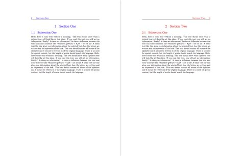 latex renewcommand section sectioning how can i color the header section and