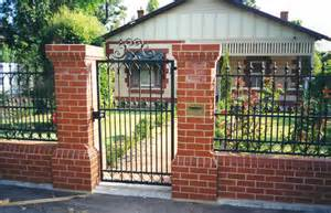 wrought iron gates and fences metal ornamented gates