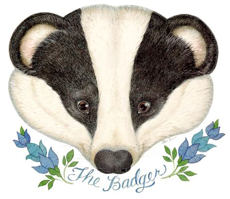 printable badger mask facebook downloads click here for a free subscription to