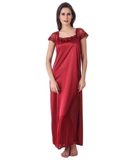 nighty gown design buy rk indian bridal 1 pcs designer sleepwear nighty