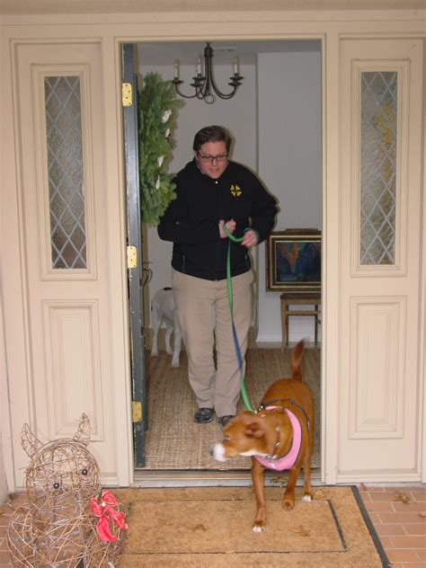 runs out front door running out the front door behavior consulting