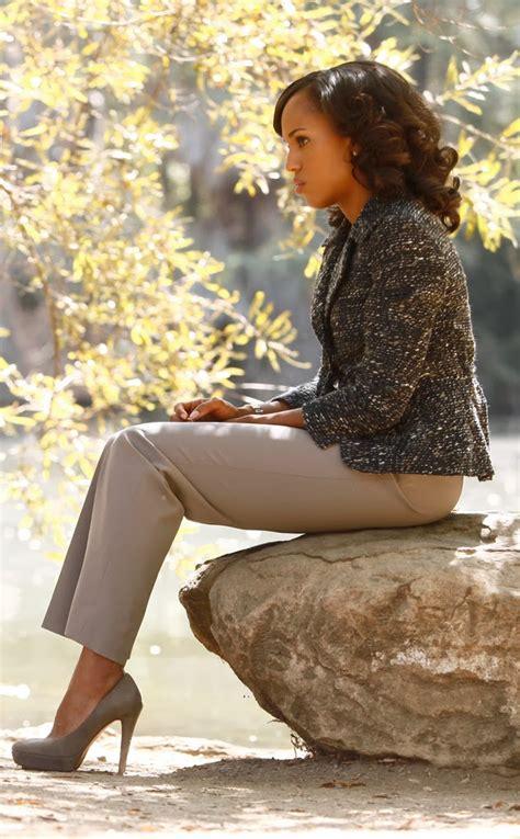 Kerry Washington Wardrobe by Le Style Et Sans Faute D Pope