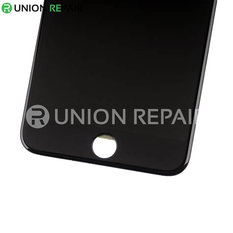replacement for iphone 7 plus lcd screen assembly without home button black