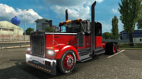 custom truck sales kenworth kenworth w900a custom for 1 26 truck ets2 mod