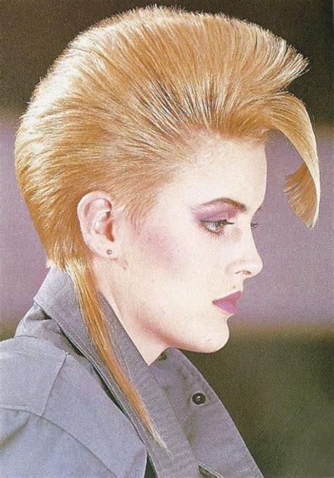 1980s hairstyles Women   BakuLand   Women & Man fashion blog