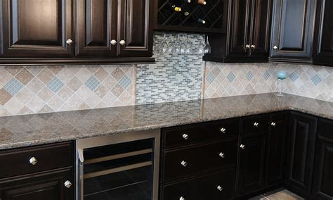 kitchen backsplash ideas for dark cabinets kitchen backsplash designs dark kitchen cabinets with