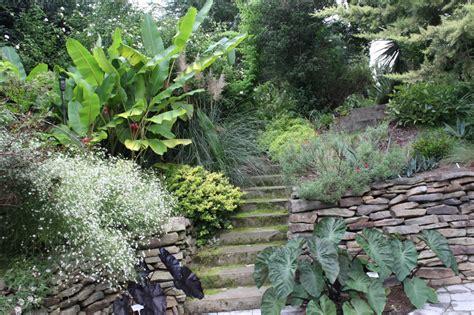 Juniper Level Botanic Garden From The Fall Garden At Juniper Level Botanic Garden