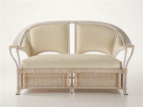 indoor rattan sofa upholstered 2 seater rattan sofa isabella indoor sofas