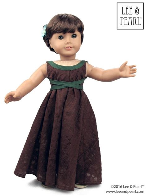 Doll Maxi 177 best american doll dresses maxi images on 18 inch doll patterns and