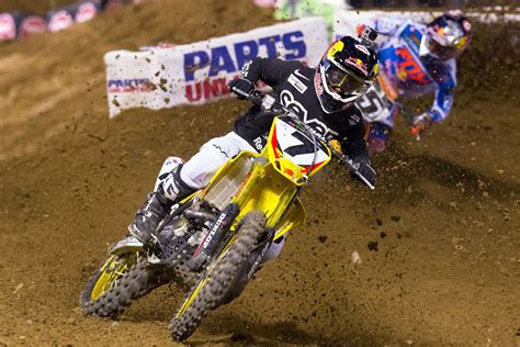 ama motocross 2014 results motorcycle com 2014 ama supercross oakland results