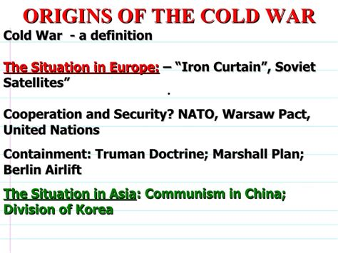 iron curtain definition the cold war