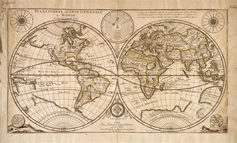 free printable world map vintage http cartanciennes free fr maps planisphere duval jpg