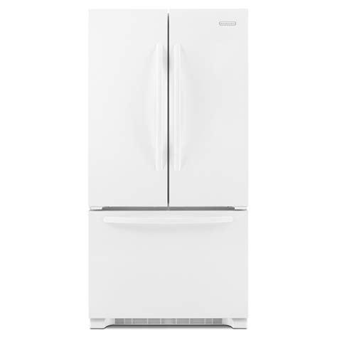 Kitchenaid Refrigerator No Water Shop Kitchenaid Architect Ii 21 8 Cu Ft Counter Depth