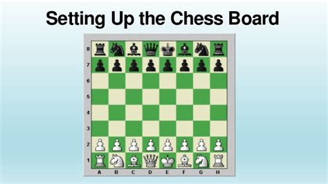 what color goes in chess chess
