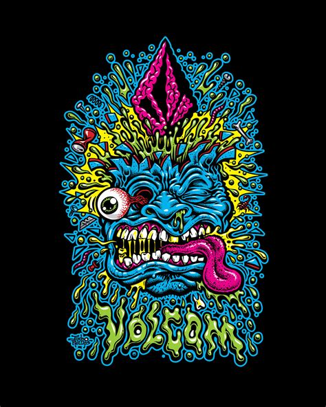 volcom tattoo designs volcom clothing volcom t shirts shirts hoodys at