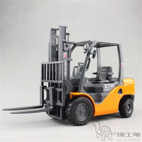 Alloy Model Series Construction 95566 construction vehicles new light truck alloy model simulation warehouse loader pallet trucks