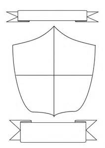 Shield Template by Family Shield Template Shields Search Kid