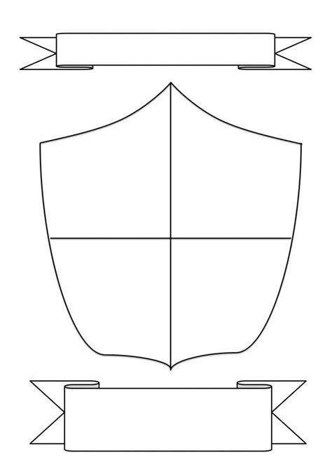 family shield template family shield template shields search kid