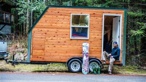 house on wheels andy s 102 sq ft tiny house on wheels for sale