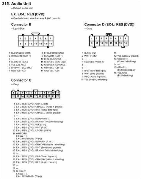 pioneer car cd player wiring diagram 2010 pioneer dxt