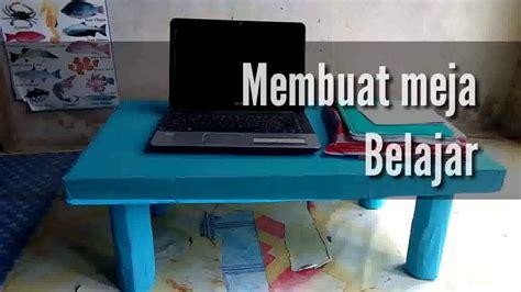 Terlaris Meja Belajar Multifunctional 4 In 1 Desk Murah cara membuat meja belajar dari kardus