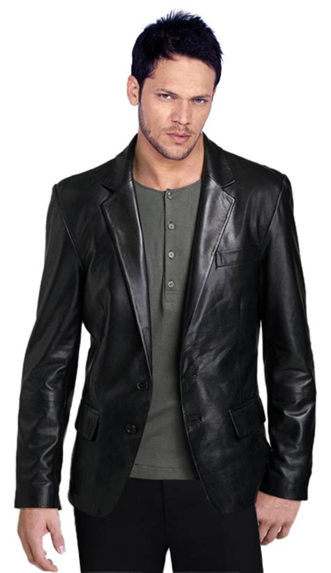 Cozy Blazer buy ductile and cozy mens leather blazer