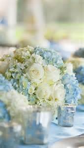 blue hydrangea wedding centerpieces and hydrangea centerpiece blue hydrangeas white