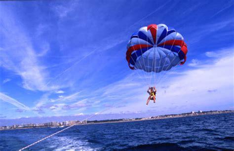 boat parachute boat and parachute transportation strange google earth