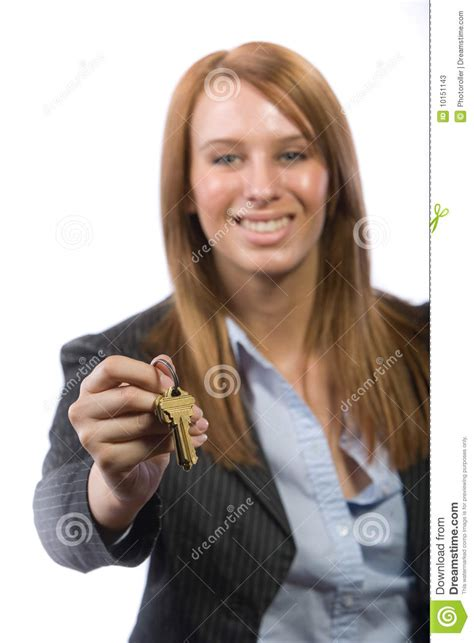 female real estate agents female real estate agent stock image image of beauty