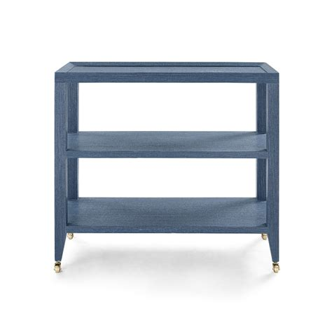 navy console table isadora console table navy blue bungalow 5