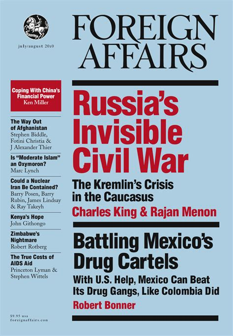 Foreign Search July August Issue Now Foreign Affairs