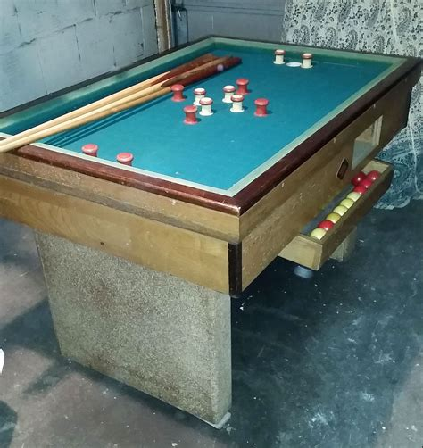 bumper pool table parts vintage bumper pool table parts pictures to pin on