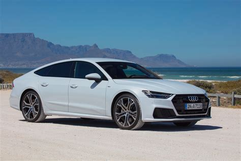 an inside look at the 2019 audi a7 sportback audi