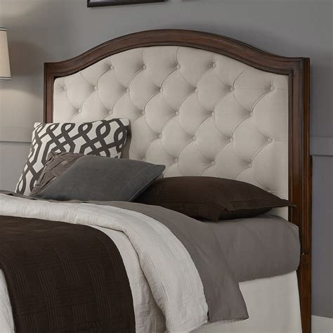 home styles duet upholstered headboard diy fabric headboard tips for nice bedroom decoration