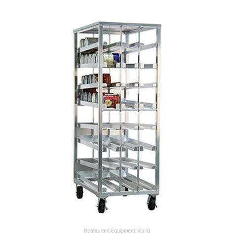 New Age Storage Racks by New Age 97294ck Can Storage Rack Mobile Can Racks