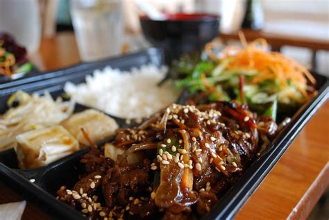 Beef Yakiniku By Roku Bento yakiniku bento satsuki aud11 also value is the