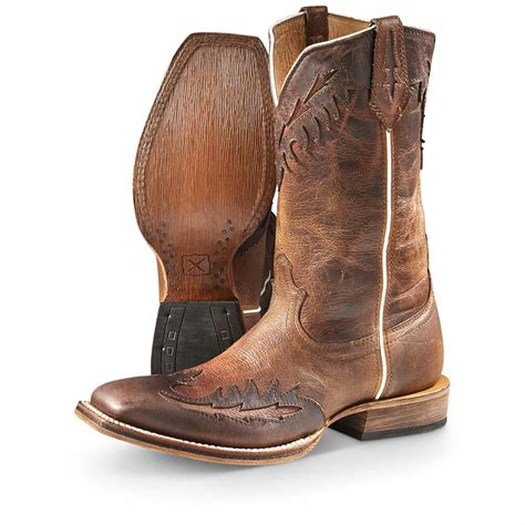 western square toe boots for twisted x river square toe boots 651223 cowboy