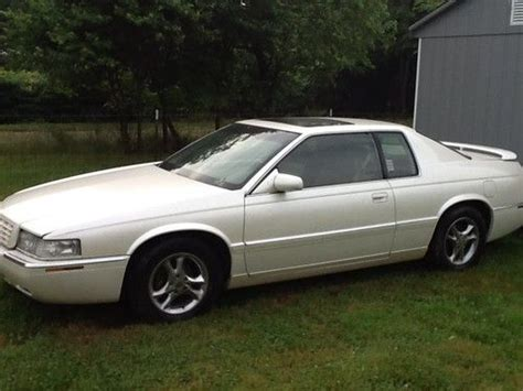 electric and cars manual 1995 cadillac eldorado electronic throttle control buy used 1995 cadillac eldorado etc coupe 2 door 4 6l in elkton maryland united states for us
