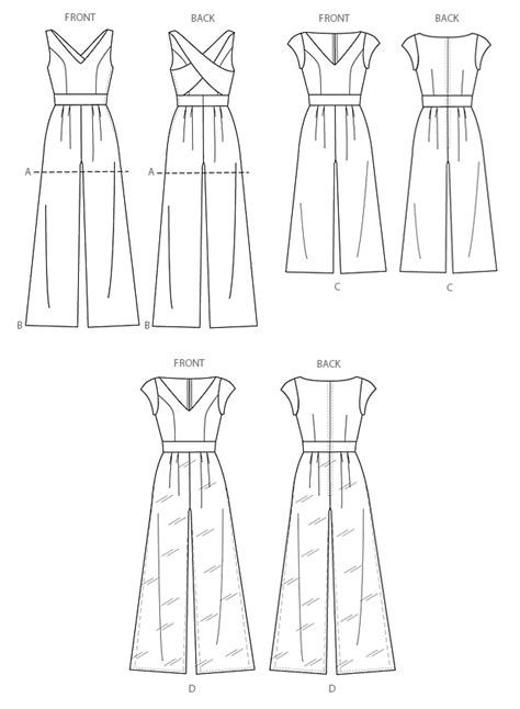 pattern review best of 2015 mccall s 7167 misses romper and jumpsuits