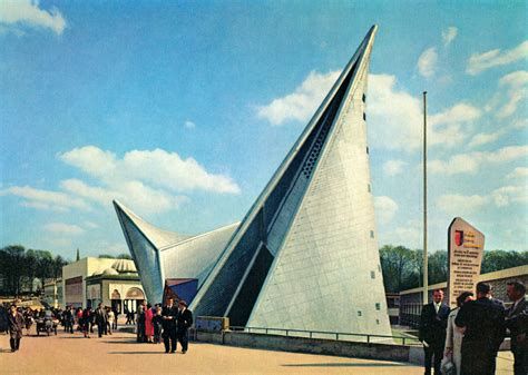 Pavillon Philips Xenakis by Ad Classics Expo 58 Philips Pavilion Le Corbusier