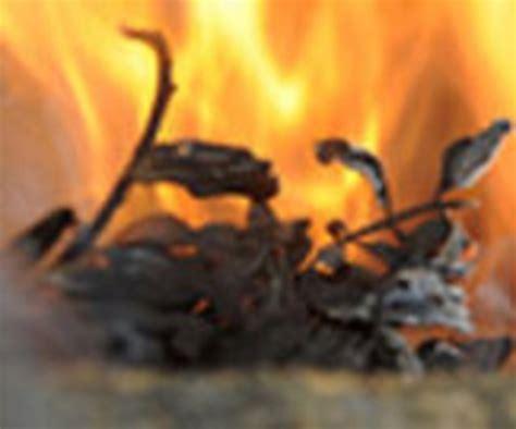 le souffleur de cendres mercredi des cendres