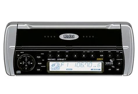 boat speakers dj clarion xmd3 marine audio boat water proof 212 watt cd