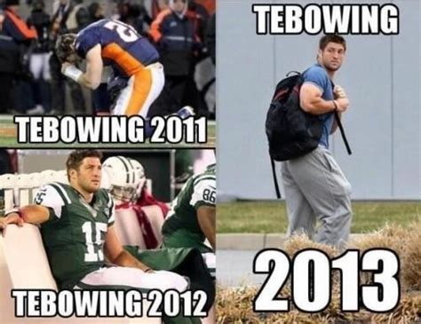 Tim Tebow Memes - the best tim tebow memes in honor of today s touchdown